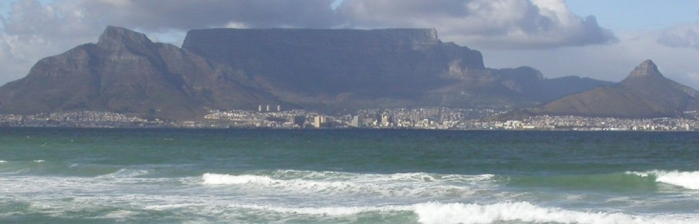 Touraco Cape Town  with Table Mountain