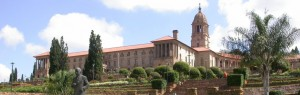 Touraco Tours : Union Buildings