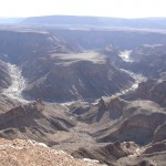 Touraco Travel Services - Fish River Canyon - Namibia South Tour