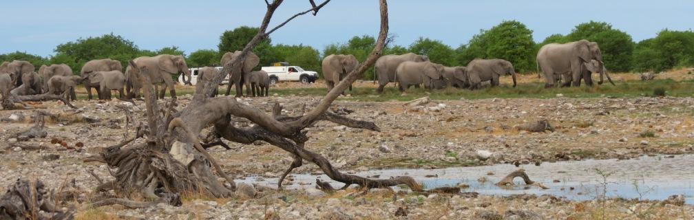Namibia – Botswana – Victoria Falls