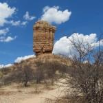Touraco Travel Services - Rock Finger - Extended Namibia Tour