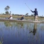 Touraco Travel Services - Mokoro excursion in the Okavango Delta in Botswana
