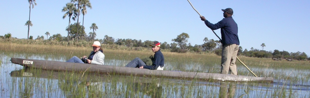 Okavango Delta, Chobe and Victoria Falls