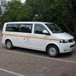 Touraco Travel Services - Madikwe Safari - shuttle