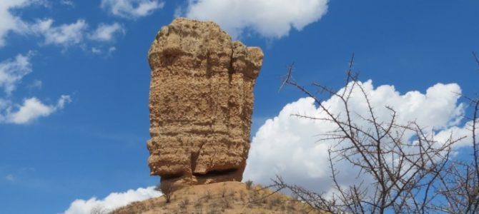Fingerklip, Twyfelfontein & Pertified Forest
